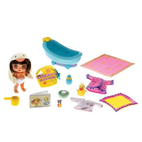 Dora the Explorer - So Many Surprises Baby Dora Bathtime