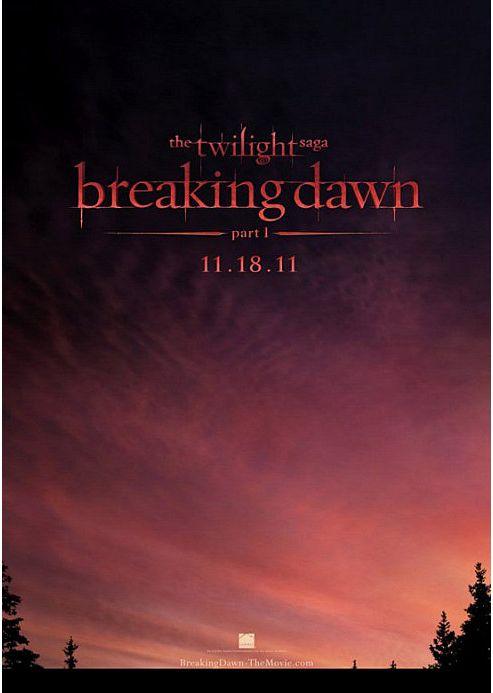 The Twilight Saga - Breaking Dawn Part 1 (Blu-Ray)