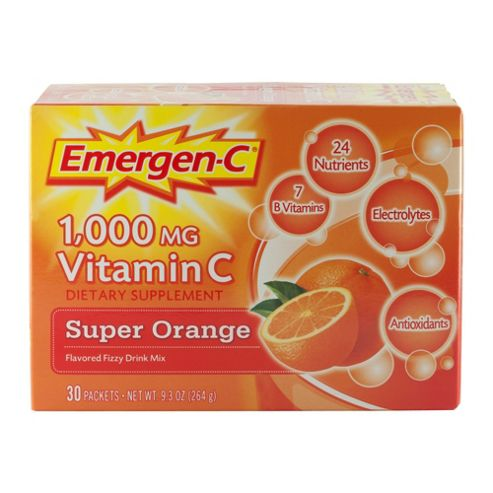 Emergen C - Super Orange