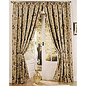 Zurich Lined Ready Made Curtains - Beige