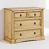 Elements Monterrey 2 Over 2 Drawer Chest