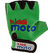 Kiddimoto Gloves Green (Medium)