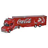 Coca-Cola Truck 1:76 scale Accurate scale