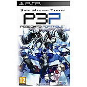 Shin Megami Tensei Persona 3 (PSP )