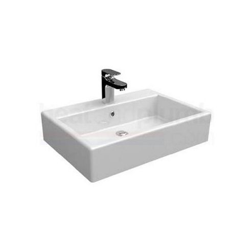Buy Ideal Standard Strada Sit-On Countertop Basin 500mm Wide 1 Tap ...