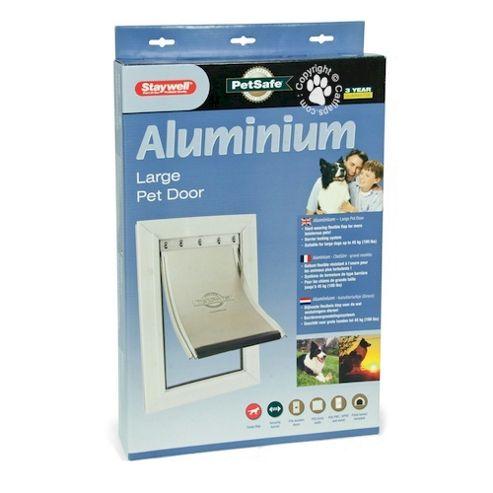 Staywell Pet Door Aluminium No 640 Large