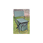 High Peak Folding Picnic Chair With Cool Bag and Picnic Set