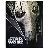 Star Wars : Revenge Of The Sith Steelbook Blu-ray