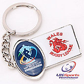 Trofe Official Wales Rugby League World Cup 2013 Supporters Keyring
