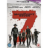 The Magnificent Seven DVD