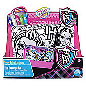 Monster High - Colour Me Mine Messenger Bag