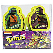 Teenage Mutant Ninja Turtles Bath and Shower Gels