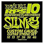 Ernie Ball RPS Slinky Strings Ernie Ball String Gauge-Regular Slinky 10-48