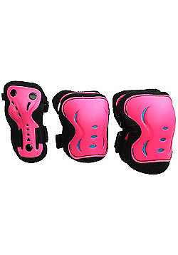 SFR AC760HP Pink/Blue 3 Pad Set