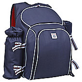 Navigate Coastal 4 Person Insulated Picnic Backpack