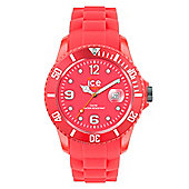 Ice-Watch Ice-Flashy Unisex Date Display Watch - SS.NRD.BB.S.12