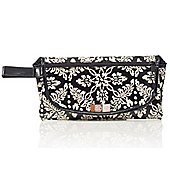 Isoki Change Mat Clutch Bag Princess Ikat