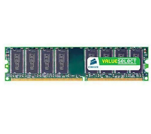 Corsair Microsystems Value Select VS4GBKIT667D2 RAM Module 4 GB 2x2GB DDR2 SDRAM