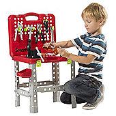 Smart - Childrens DIY Packaway Workbench Playset