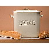 Falcon 569834 Oblong Bread Bin Country Cream 34cm