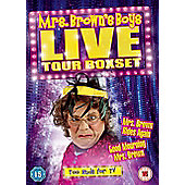 Mrs Brown'S Boys Live Boxset: Mrs Brown Rides Again And Good Mourning Mrs Brown (DVD Boxset)