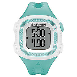 Garmin Forerunner 15 Running Watch Teal/White