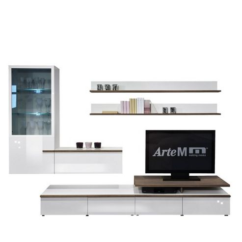 Buy Arte-M Linea Entertainment Centre - High Gloss from our ...