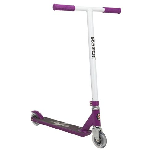 Razor Pro X Scooter, Purple/White