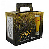 Muntons Gold Home brew beer kit Continental Pilsner - 40 pints
