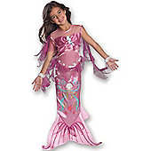 Pink Mermaid - Toddler Costume 1-2 years