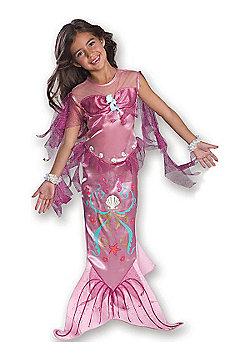 Pink Mermaid - Toddler Costume 1-2 years