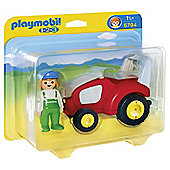 Playmobil 6794 1.2.3 Tractor