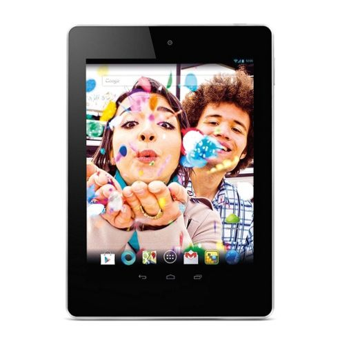 Acer Iconia A1-811 (8 inch) Tablet PC Quad Core (MT8389W) 1.2GHz 1GB 16GB WLAN BT Webcam Android (Grey)