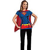 Supergirl T-Shirt Medium