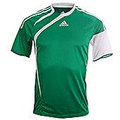 Adidas Tiro Climacool Short Sleeved Football Shirt Jersey - Green