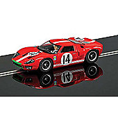 Scalextric Slot Car C3630 Ford Gt40