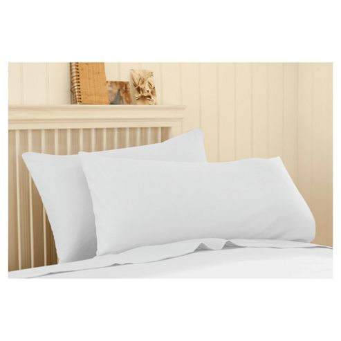 Jeff Banks White Pillowcase