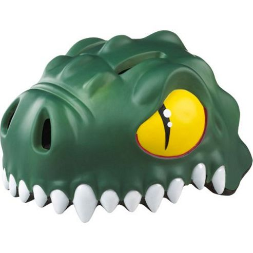 Crazy Stuff Childrens Helmet: Crocodile S/M