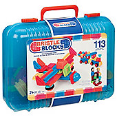 Bristle Blocks 113 Piece Deluxe Case