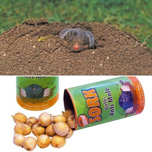 Mole Repelling Bulbs (Sork) - 1 pack