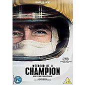 Weekend Of A Champion - Jackie Stewart F1 Documentary - Roman Polanski