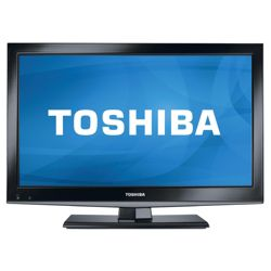 Toshiba 19 Inch 720 HD Ready LED TV DVD Combi with Freeview - Black