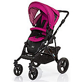 ABC Design Mamba 2 in 1 Pushchair (Black/Grape)