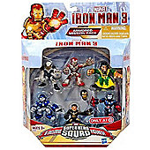 Iron Man 3 Super Hero Squad Exclusive 6-pack Armored Mission Pack