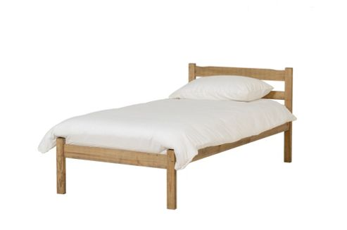 Home Essence Panama Low Foot End Bed Frame - Single (3')