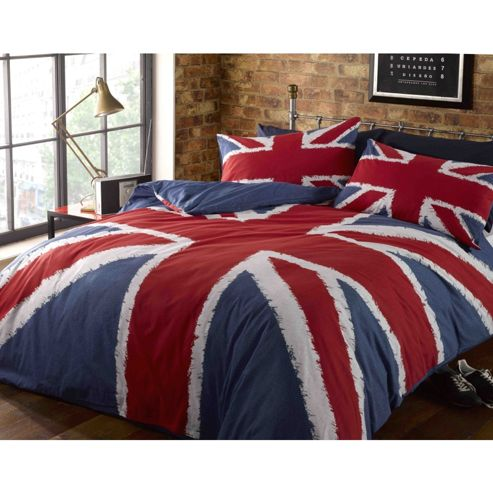 Buy Rapport Rock N Roll Union Jack Quilt Set From Our Kids