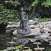 Caught Short Pixie Pond Spitter