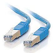 Cables to Go 4 m CAT5e Moulded Patch Cable - Blue