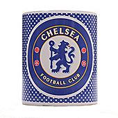 Chelsea Bullseye Creamic Drink Coffee Mug Cup
