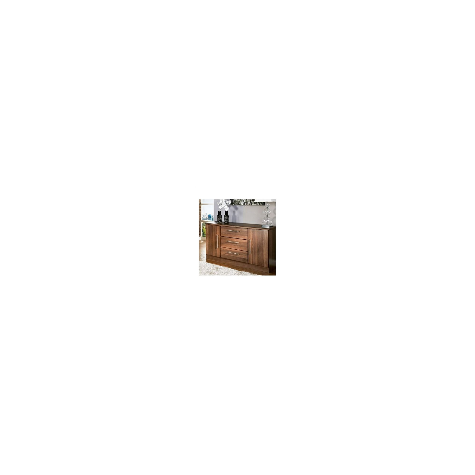 Welcome Furniture Living Room Wide 2 Door / 3 Drawer Unit - Noche at Tesco Direct
